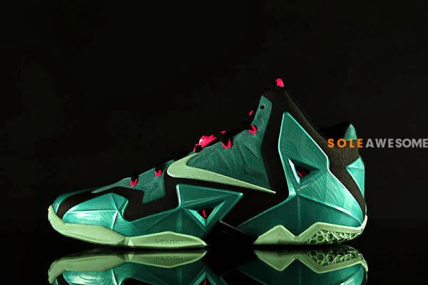 Nike LeBron XI 8220South Beach8221 Release Date 616175330