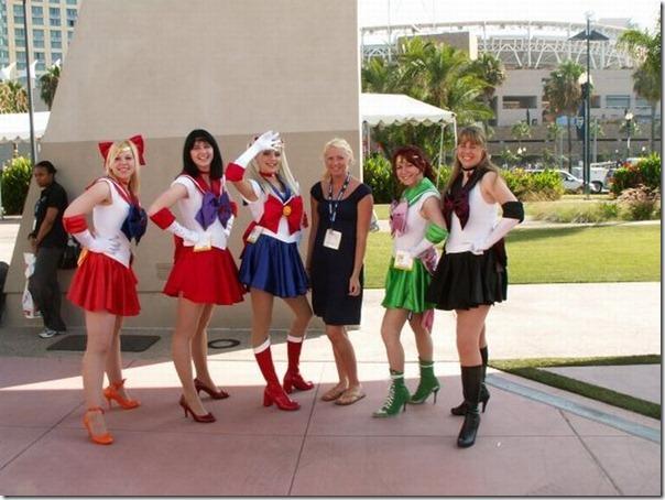 Belas garotas de cosplay na Comic Con 2011 (22)