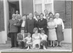 1960, Brugstraat, midden Peter & Bomma