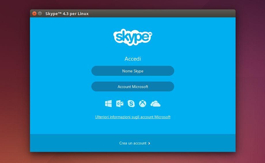 Skype 4.3 - login