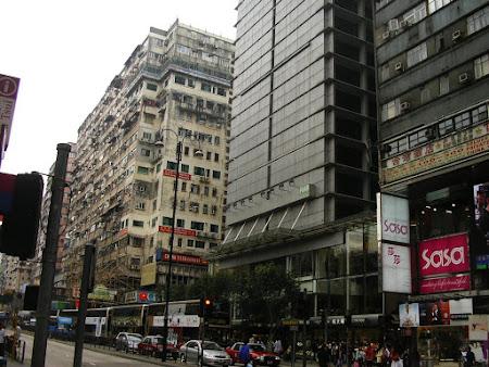 Hong Kong: Chungking and Mirador