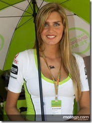 Paddock Girls Gran Premi Aperol de Catalunya  03 June  2012 Circuit de Catalunya  Catalunya (23)