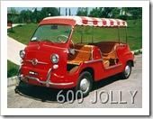 FIAT 600 MULTIPLA SPIAGGINA CABRIO