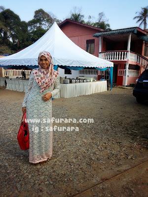 Full Lace Dress Super Murah