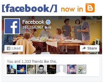 Facebook page plugin shortcode