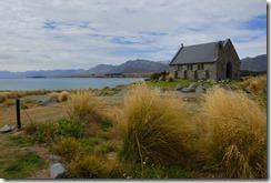 church at lake Tekapo New Zealand by thinboyfatter on flickr