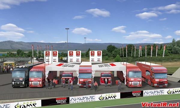 Juegos de camiones Renault Trucks Racing