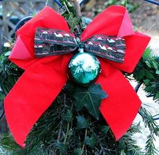 Garden Christmas 11