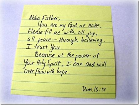 pray-through-scripture