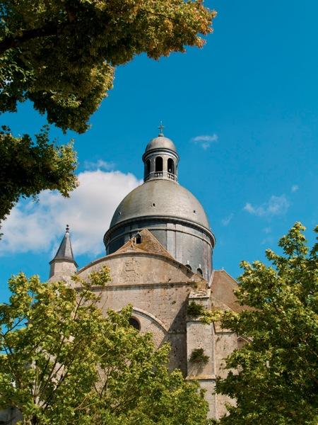2011 07 24 Voyage L église de Provin