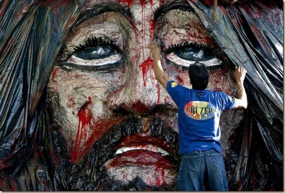 semana santa dios jesus ateismo