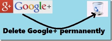 How to Delete Your Google Plus Account Permanently?