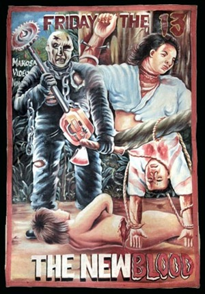 FRIDAY THE 13TH (THE NEW BLOOD)