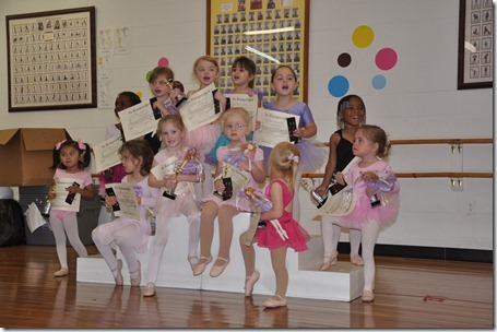 ballet cookies and class party 051313 (25)