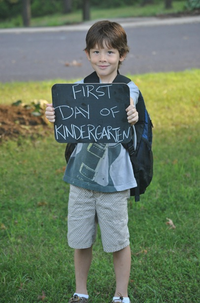 First day of School 006
