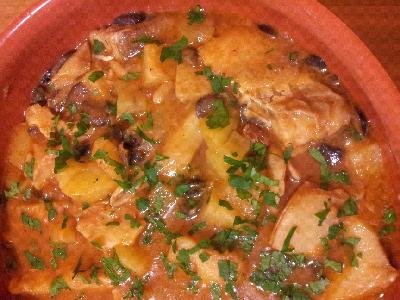 la cucina di viola: baccalà in umido, alla ligure, o forse no - Come Si Cucina Il Baccala