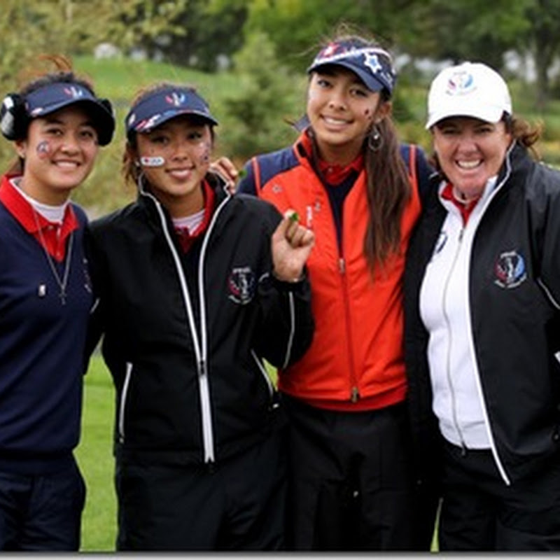 Junior's Tie Solheim 12-12. USA Retain Trophy