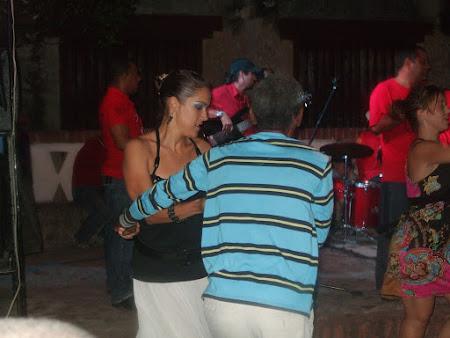 Dans cu pustoaice din Cuba - Trinidad