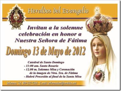 INVITACION 13 mayo