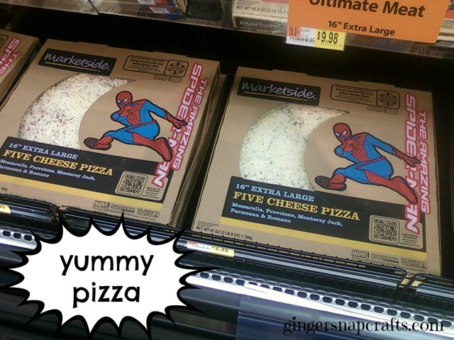 marketside pizza walmart