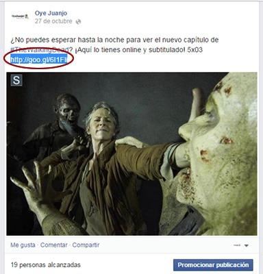 Cómo acortar una dirección URL para compartir en Facebook