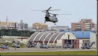 Ilha japonesa de Okinawa aprova transferência de base militar dos EUA