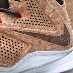 nike lebron 10 gr cork championship 16 07 @KingJames Wears NSWs Nike LeBron X Cork Off the Court