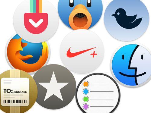 YoiosにReederやPocket Firefoxアイコンが追加