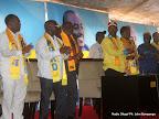 – Quelques cadres et membres du PPRD, lors de la clôture du 2ème congrès de leur parti politique le 21/08/2011 au stade des martyrs à Kinshasa. Radio Okapi/ John Bompengo