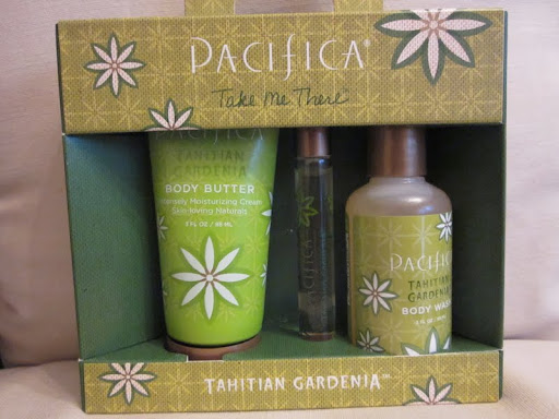 Pacifica Take Me There Travel Set ($18)