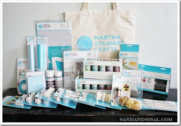 Martha Stewart Crafts Haul bag