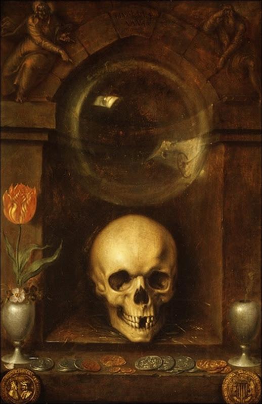 Jacques Geyn, Vanité 1603