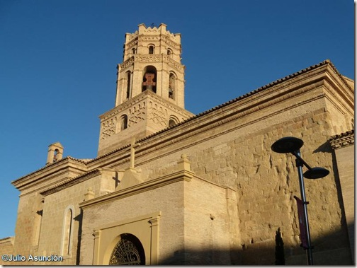 Concatedral de Santa María del Romeral - Monzón - Huesca