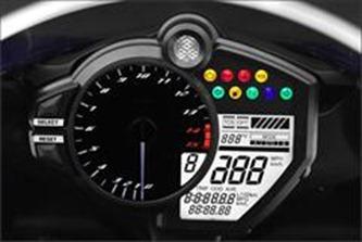 yzf-r1 2012 tachometer