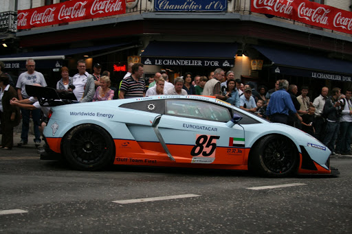 Lamborghini LP560-4.