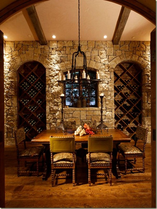 Aspen Wine cellar
