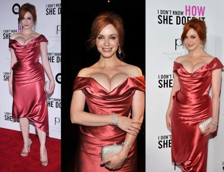 Christina-Hendricks-leiber-clutch