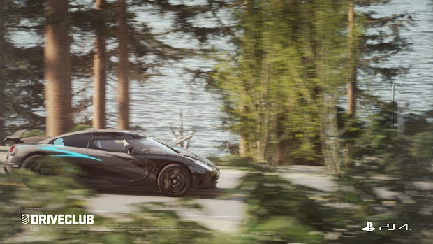 Sony promises a release date for Driveclub soon