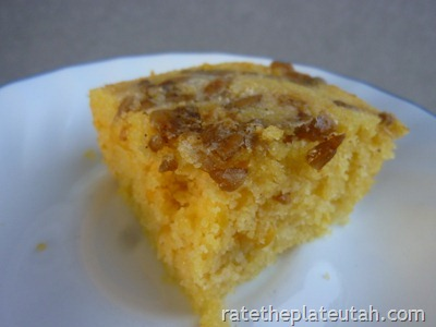 BBQ Sunflower Seed Cornbread