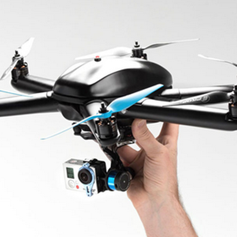 HEXO+: THE DRONE-DRIVEN FLYING VIDEO CAMERA
