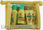 Earth Best Organic Baby Body Care Kit