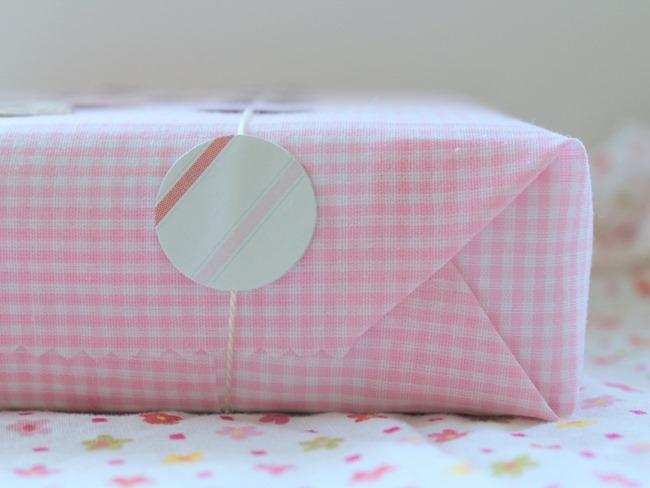 Recycle Gift Wrap via homework (6)