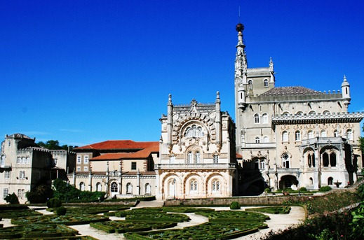 Portugal - palácio de Buçaco - Gloria Ishizaka