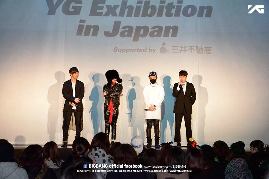 Big Bang - YG Exhibition in Japan - 21 feb2014 - Official - 01.jpg