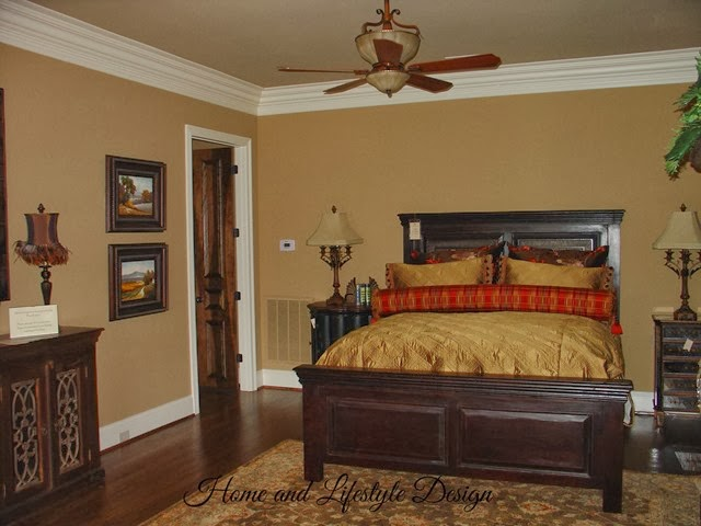 3203 Springhill Master Bedroom