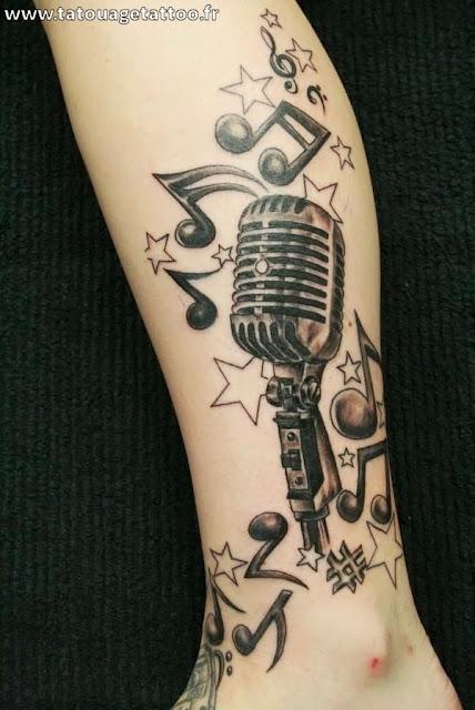 station tatouage note de musique autour du poignet le blog tattoo. Black Bedroom Furniture Sets. Home Design Ideas