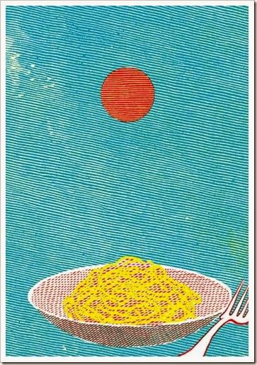Giacomo Nanni, Spaghetti