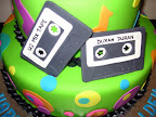 Fondant Mix Tapes