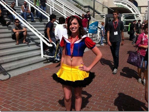 Belas garotas de cosplay na Comic Con 2011 (18)