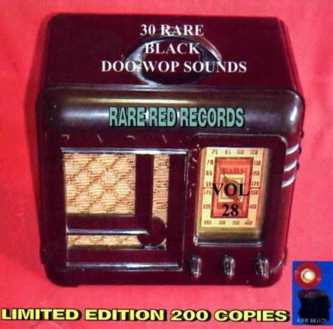 Rare Black Doo-Wop Sounds Vol. 28 - 31 - Front
